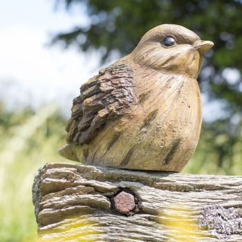 La Hacienda Woodland Garden Bird Resin Animal Ornament