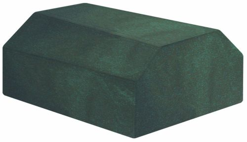 Garland 6 Seater Picnic Table Cover Heavy-Duty Polyester Green W3504