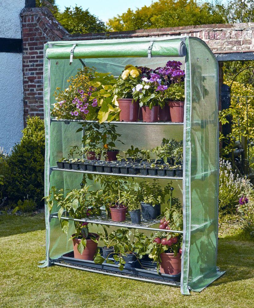 Smart Garden GrowZone Max 4 Tier Quality Reinforced Growhouse
