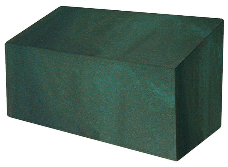 Garland Premium 3 Seat Bench Garden Furniture Cover Polyester Green W3492
