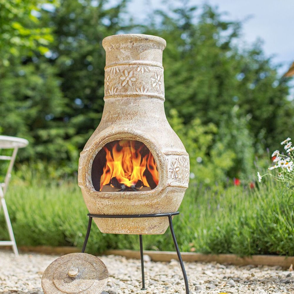 <!-- 008 -->Chimeneas Patio Heaters & Covers