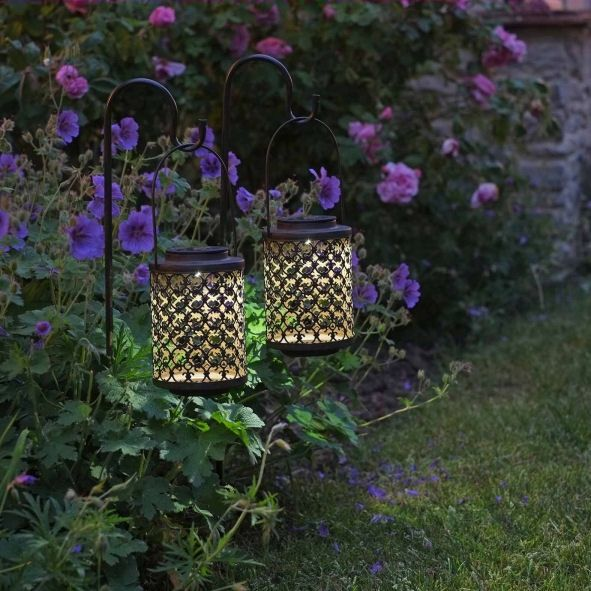 <!-- 006 -->Outdoor Garden Lights & Lanterns
