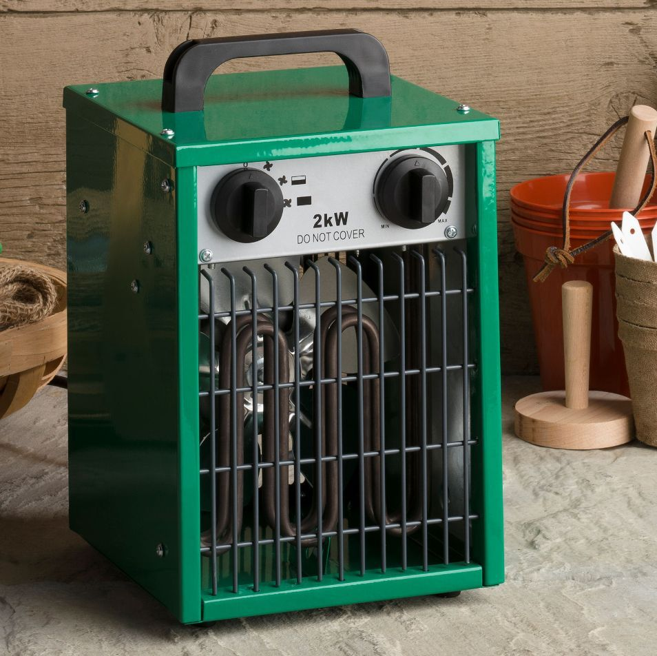 <!-- 034 -->Greenhouse & Cold Frame Heaters
