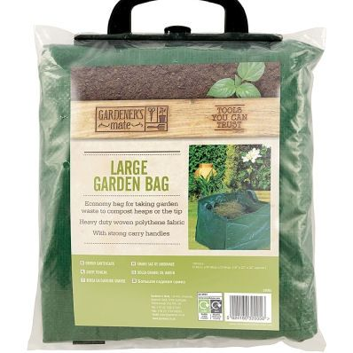 Gardman Large Garden Rubbish Bag Tidy