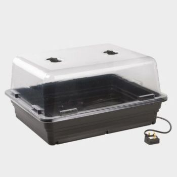 Stewart Essentials Electric Heated Plant Propagator 38cm