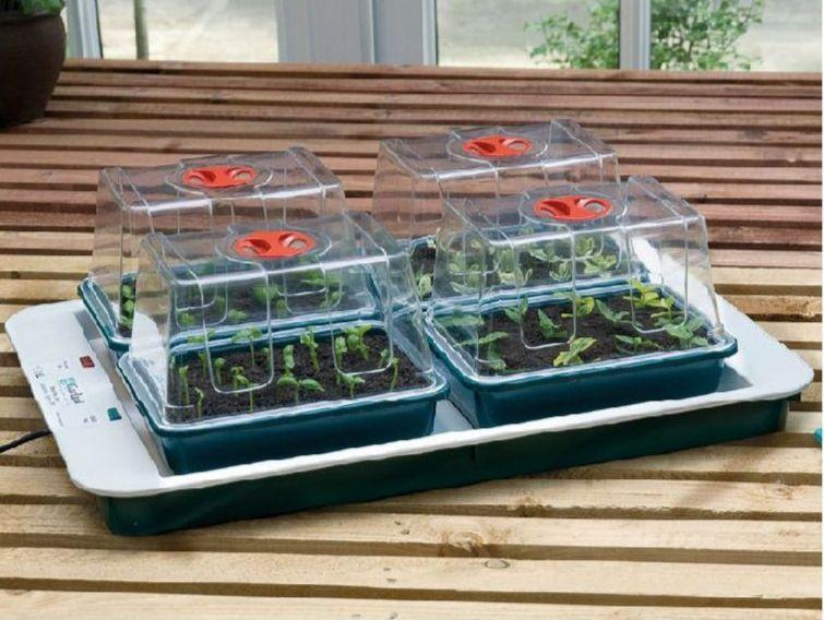 Garland Four Top Electric Heated Seed Propagator G163