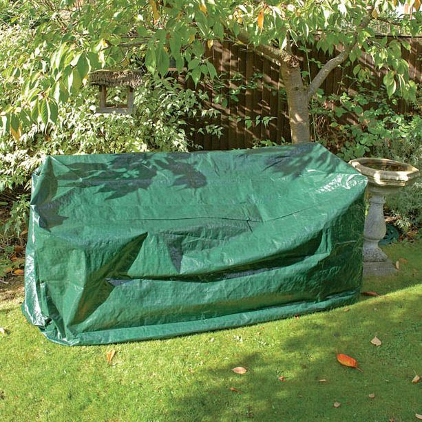 Draper 6ft Garden Bench Cover