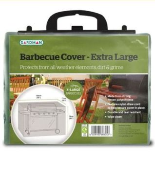 Gardman Extra Large Wagon Trolley BBQ Barbecue Cover