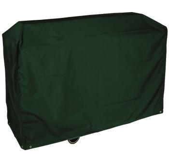Bosmere Quality Wagon Barbecue BBQ Grill Cover Green Polyester C715