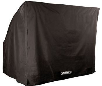 Bosmere Storm Black 3 Seater Garden Swing Seat Hammock Cover