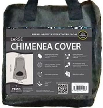 Garland Large Garden Chimenea Black Polyester Cover W1340