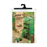 Gardman Reinforced Cover for a 4-Tier Growhouse 08717