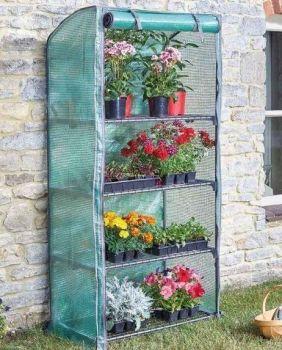 Smart Garden GroZone 4 Tier Reinforced Growhouse