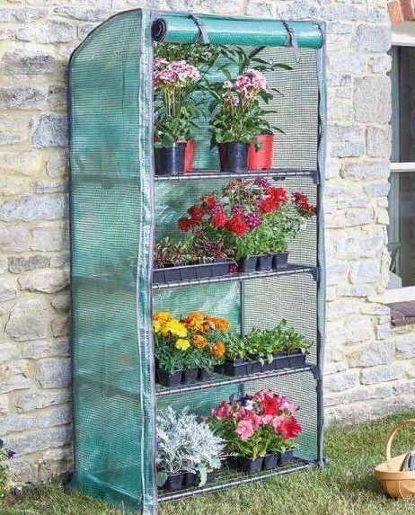 Smart Garden GroZone 4 Tier Growhouse Quality Reinforced