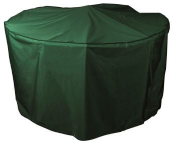 Bosmere 6 to 8 Seat Circular Round Patio Set Cover Green C523