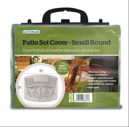 Gardman Small Round Patio Table Cover 32218