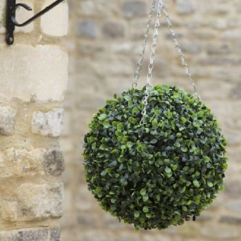 Smart Garden Topiary Ball Boxwood Effect 40cm