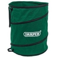 Draper 62L Pop-Up Garden Tidy Bag Waste Bin