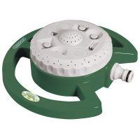 Draper 8 Pattern Turret Garden Water Sprinkler