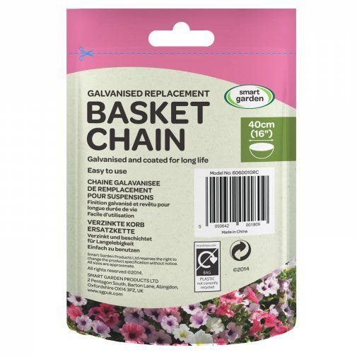 Smart Garden HD Replacement Hanging Basket Chain for 18