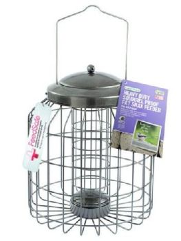 Gardman Heavy Duty Squirrel Proof Fat Snax Feeder A01822