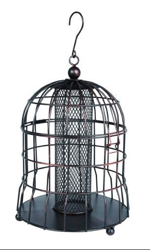 Gardman Decorative Squirrel Proof Peanut Feeder A09604