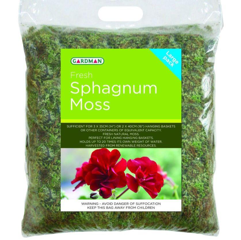 WaterGel & Sphagnum Moss