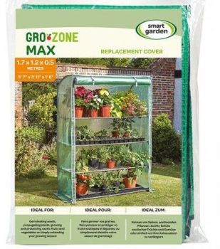 Smart Garden Gro-Zone Max Growhouse Reinforced Replacement Cover
