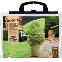 Gardman Large Fleece Plant Frost Protection Jackets x 2