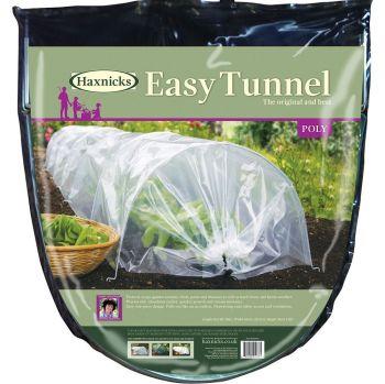 Haxnicks Easy Poly Tunnel - Garden Cloche 3m x 45cm x 30cm