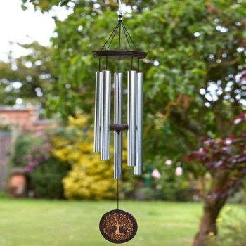 Smart Garden Tree of Life Windchime - Tuned Wind Chime 92cm high