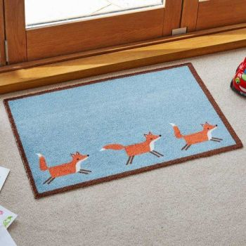 Smart Garden Fox Trot Ritzy Rug Indoor Door Mat