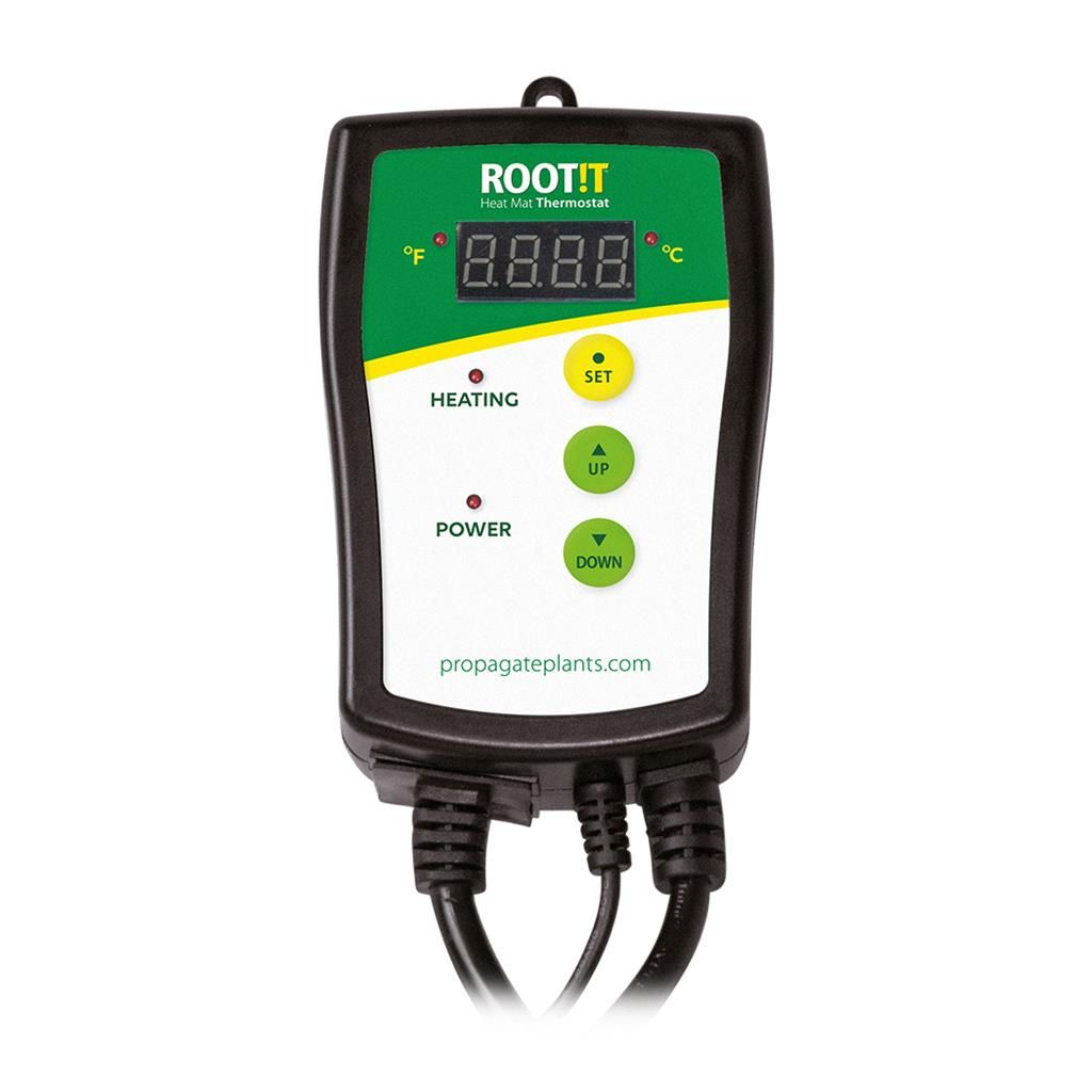ROOT!T Heat Mat Thermostat - Temperture Controller
