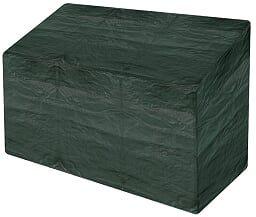 Garland 2 Seat Bench Super Tough Polyethylene Cover Green W1264