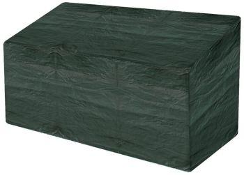 Garland 3 Seat Bench Super Tough Polyethylene Cover Green W1268