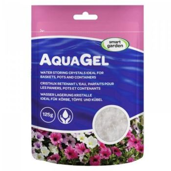 Smart Garden AquaGel  Water Retaining Gel Crystals 125g