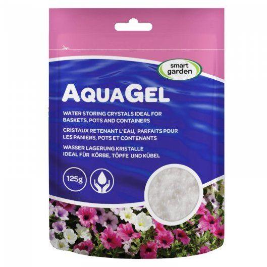 Smart Garden Aqua Gel 125g Water Retaining Gel Crystals