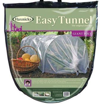 Haxnicks Giant Easy Poly Tunnel - Garden Cloche 3m x 60cm x 45cm