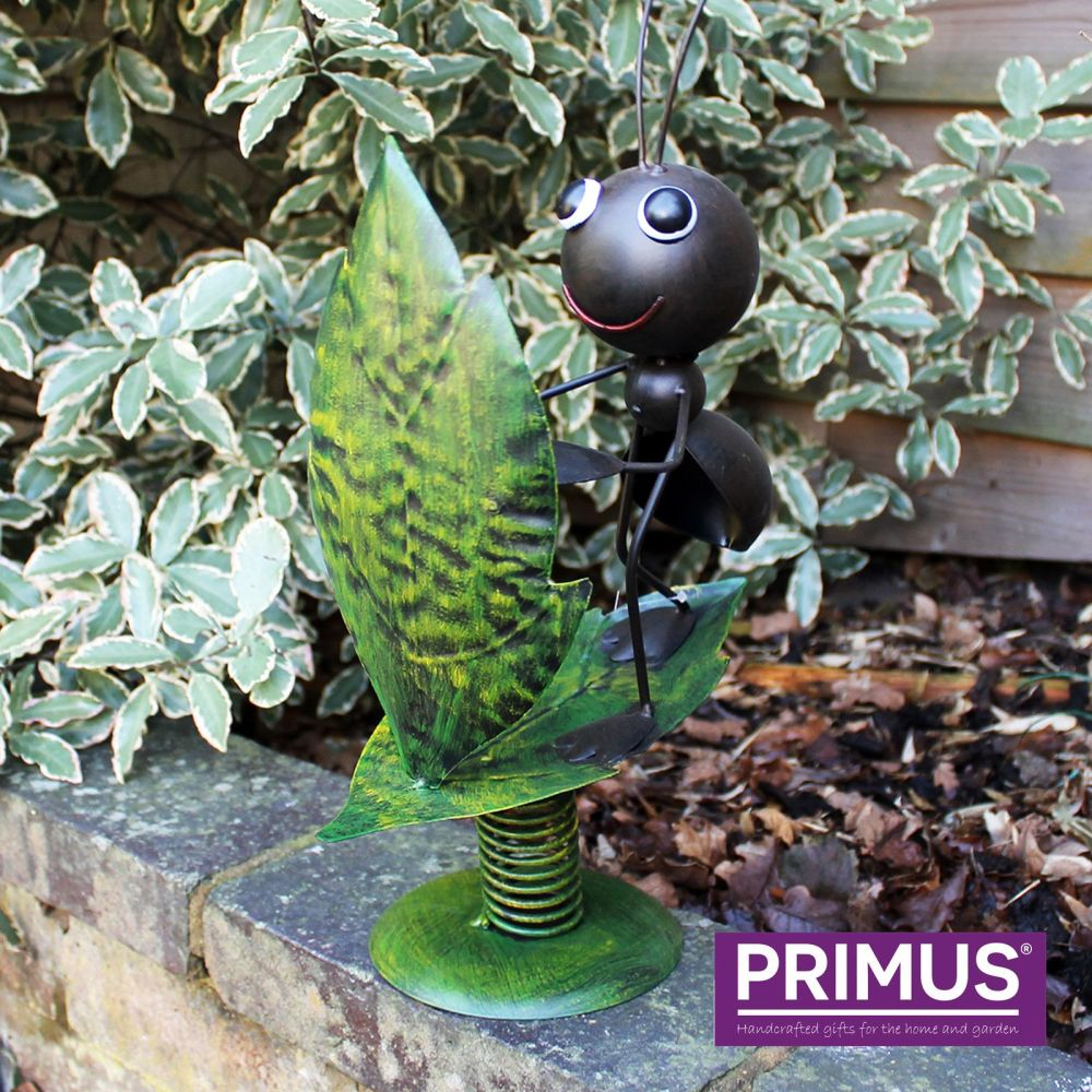 Primus Surfin' Metal Ant Garden Ornament