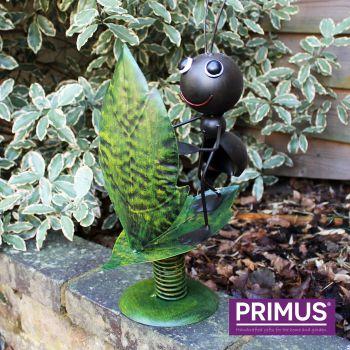 Primus Surfin' Metal Ant Garden Ornament