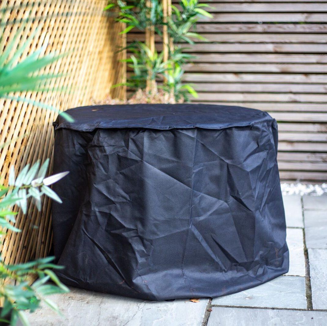 La Hacienda Premium Large Firepit Cover 90cm x 70cm 60576