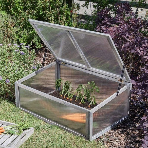Smart Garden Timber GroZone Cold Frame