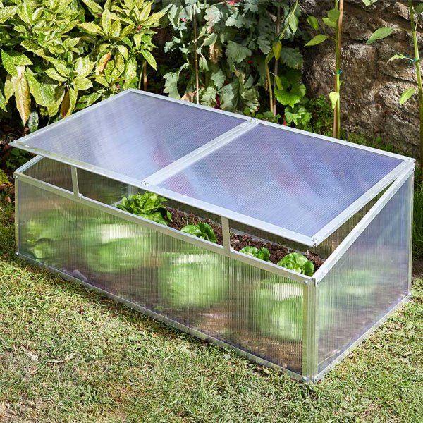 Smart Garden Aluminium GroZone Cold Frame