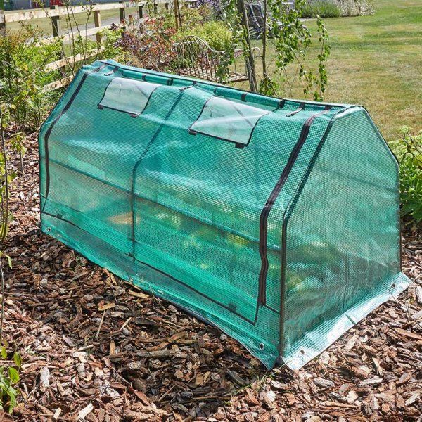 Smart Garden Seedling Cloche Garden Plant Grow Tunnel 1.8m wide