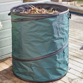 Smart Garden SpringBin Jumbo Size Pop Up Garden Waste Tidy Bin - 200L