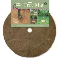 Haxnicks Tree Mat Coco Fibre Liner  - 3 pack