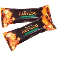 La Hacienda Easylogs sawdust chimenea fuel - pack of 5 logs