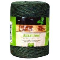 Gardman Green Jute Twine Garden String 250g Roll 13041