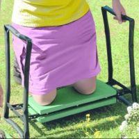 Gardman Metal Folding Garden Kneeler Seat 34599