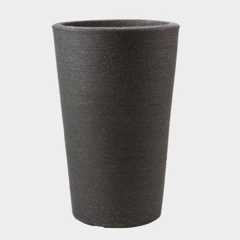 Stewart Varese Granite Effect Decorative Plastic Planter - Medium